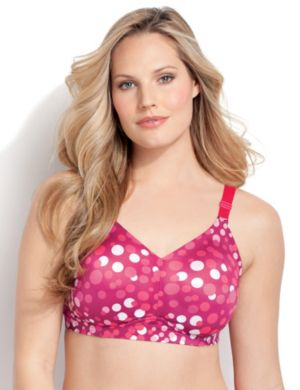 Back-Smoother No-Wire Bra