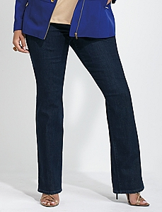 Right Fit Jean (Straight) by CATHERINES