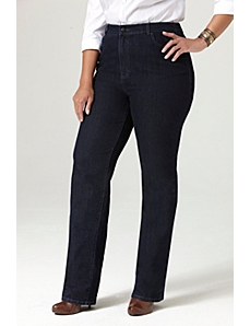 Right Fit™ Jeans (Moderately Curvy) by Catherines
