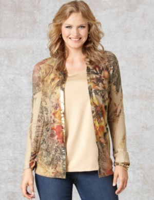 Dream Sequence Cardigan