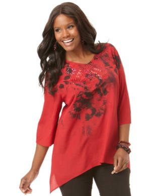 Under The Mistletoe Tunic