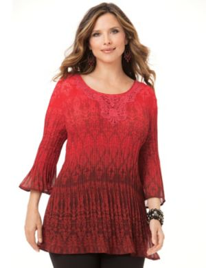 Let There Be Lace Tunic