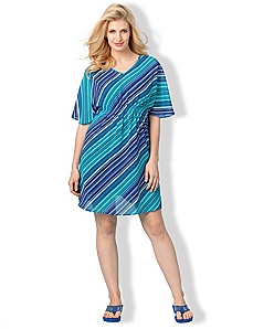 Tropical Breeze Cover-Up by CATHERINES