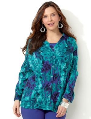 Island Breeze Blouse