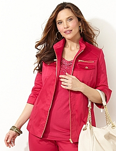 Spellbound Sateen Jacket