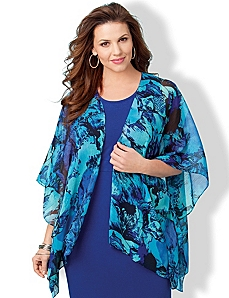 Water's Edge Cardigan