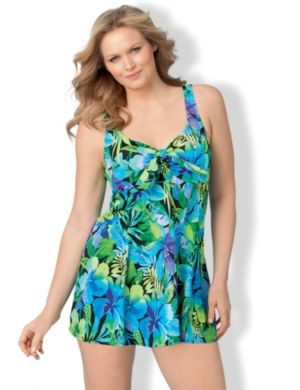 Waikiki Beach Swimdress