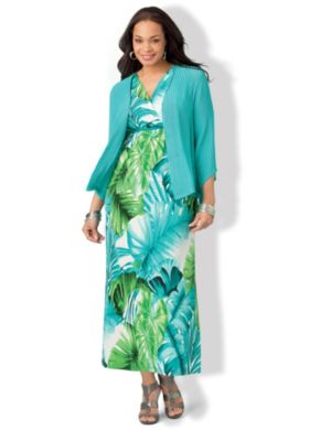 Palm Beach Maxi with Jacket