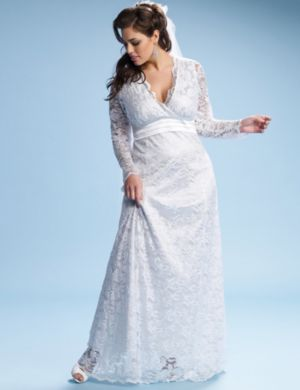 Analisa Lace Wedding Dress