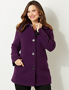 Bridgeport Coat by CATHERINES
