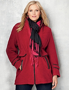 Alamosa Coat by CATHERINES