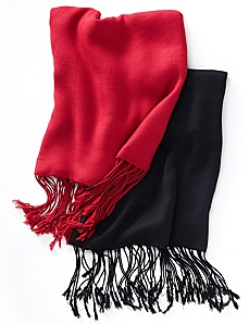 Solid Soft-Touch Scarf