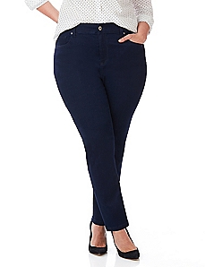 Sateen Stretch Jean