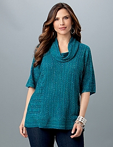 Tribeca Sweater by CATHERINES