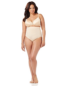 Seamless Hi-Waist Shaping Brief