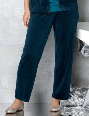 Luxe Touch Velour Pant