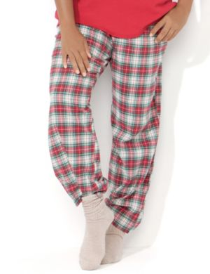 All Is Calm Plaid Sleep Pant