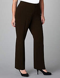 Right Fit™ Career Pant (Curvy) by CATHERINES