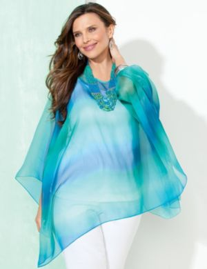 Palm Coast Poncho
