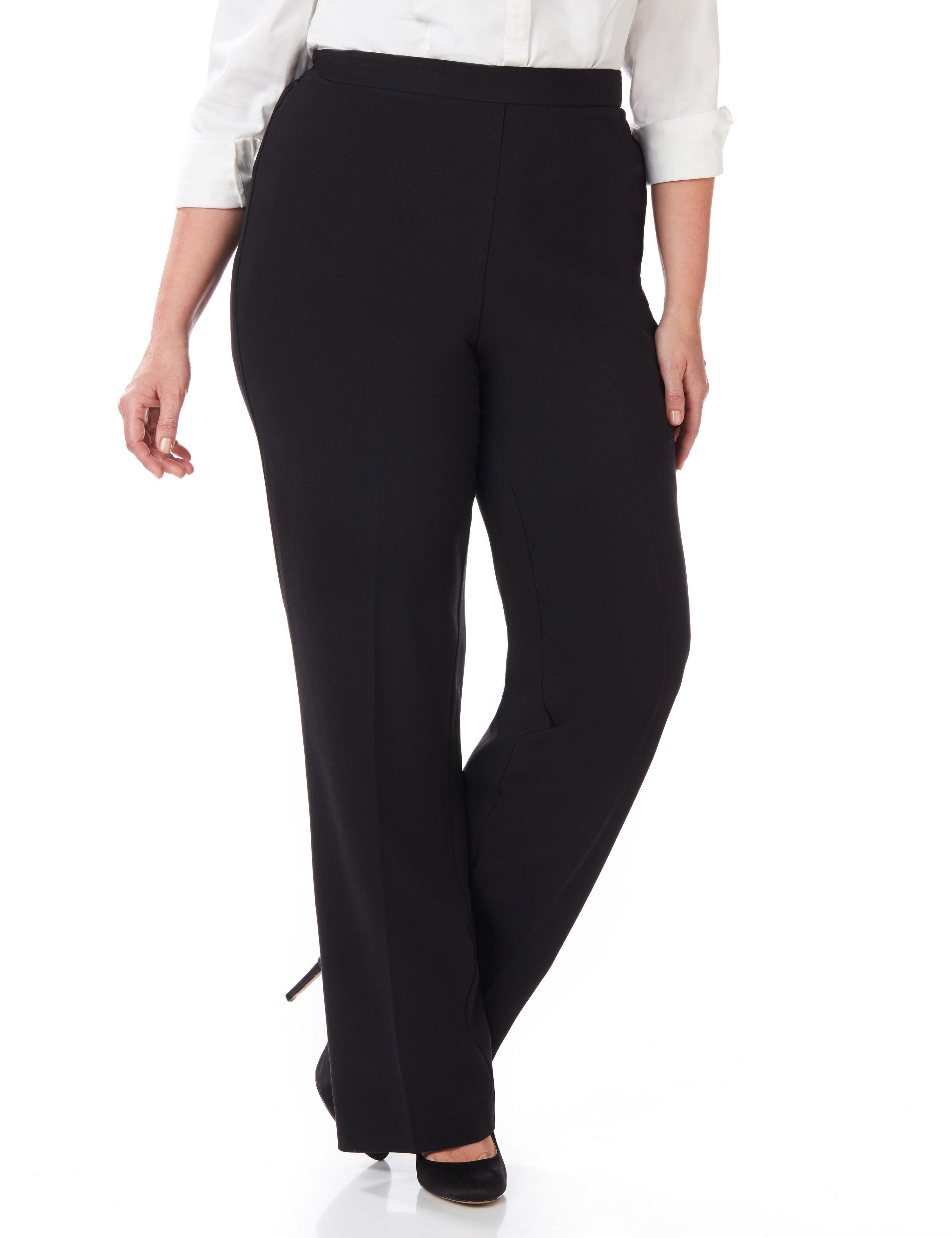 dress pants for plus size
