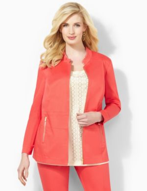 Charisma Zip Jacket