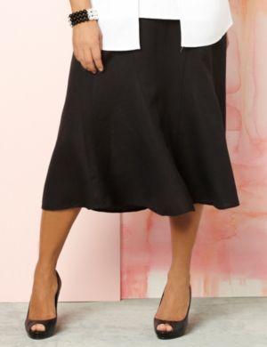 Brisk Linen Skirt