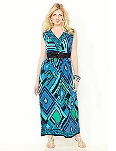 Water's Edge Maxi by CATHERINES
