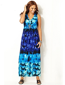 Good Karma Maxi Dress