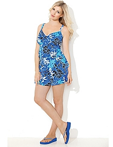 Laguna Beach Swimdress by CATHERINES