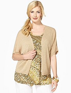 Dolman Sleeve Shrug