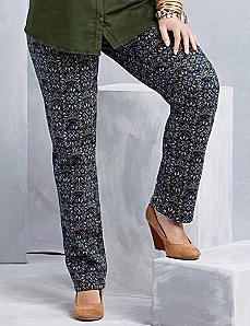 Secret Slimmer® Classic Print Jean