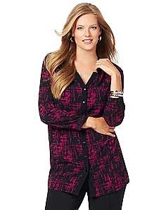 Crosshatch L'Attitude Tunic