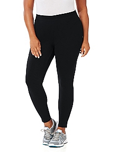 Active Leggings- Narrow Waistband