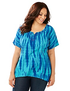 Tropical Refresh Top
