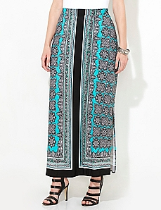 New Decor Maxi Skirt