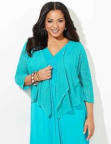 AnyWear Soft Breeze Shrug