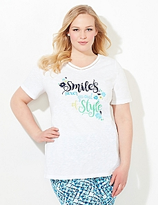 Springtime Sleep Tee