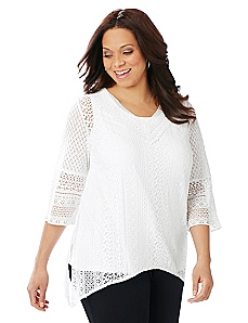 Fairweather Crochet Top