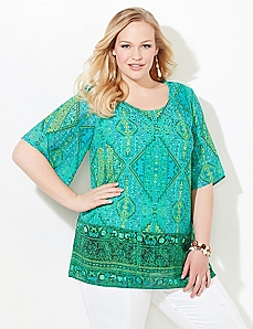 Seaglass Blouse