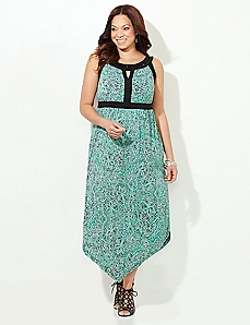 Enchanted Vines Maxi