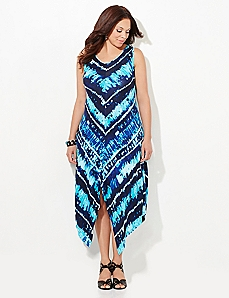 Open Skies Maxi Dress