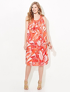Sunset Crest Dress