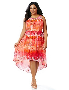 Sunset Glow Dress