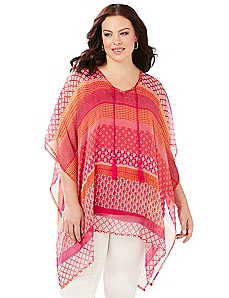 Tahiti Poncho