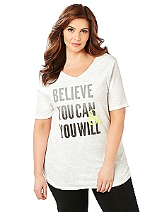 Believe Tee