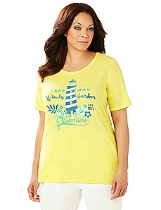Tropical Destination Tee