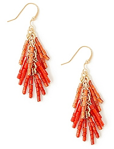 Coral Reef Earrings