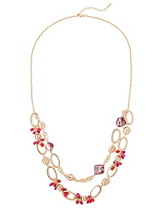 Berry Shell Necklace