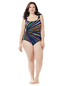 Bright Burst Swimsuit