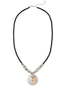 Bold Circles Necklace